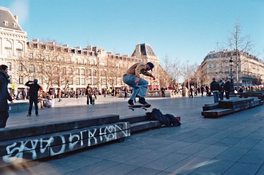 Skate Paris