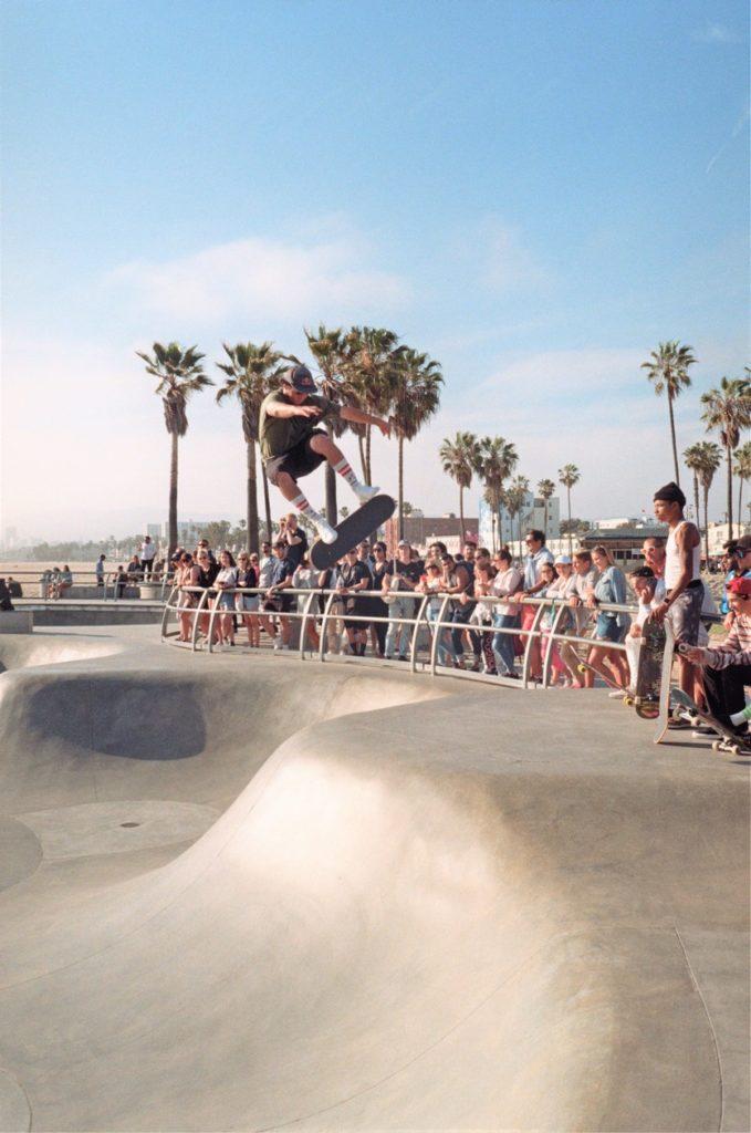 Skate Venice Beach
