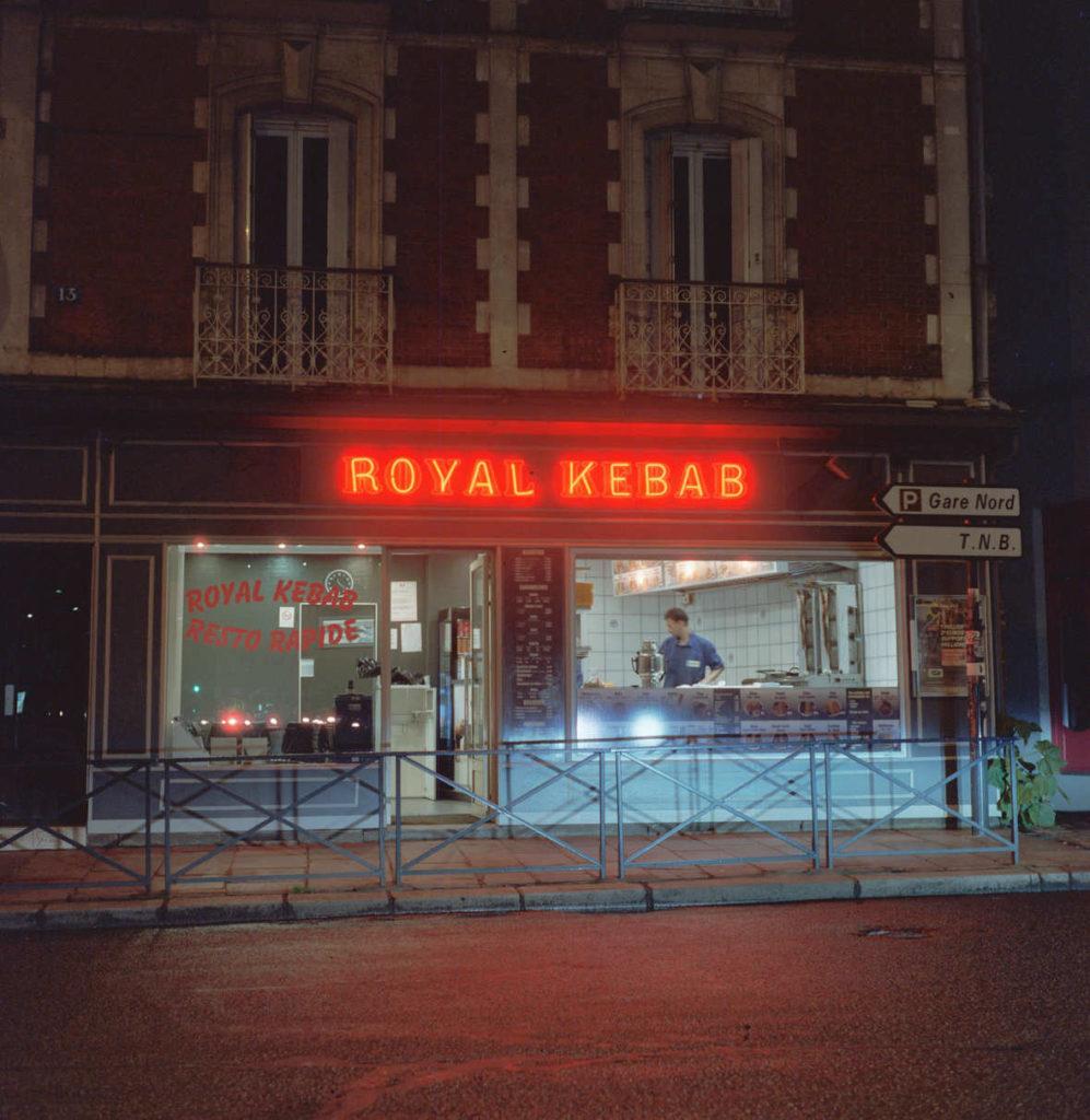 Rennes Photography Argentique Néon