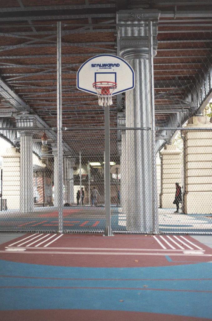 Paris Basketball Playground
