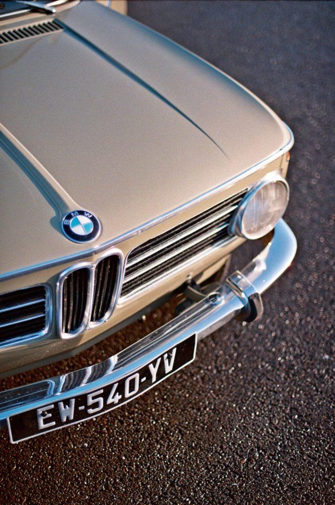 BMW Photography Analog