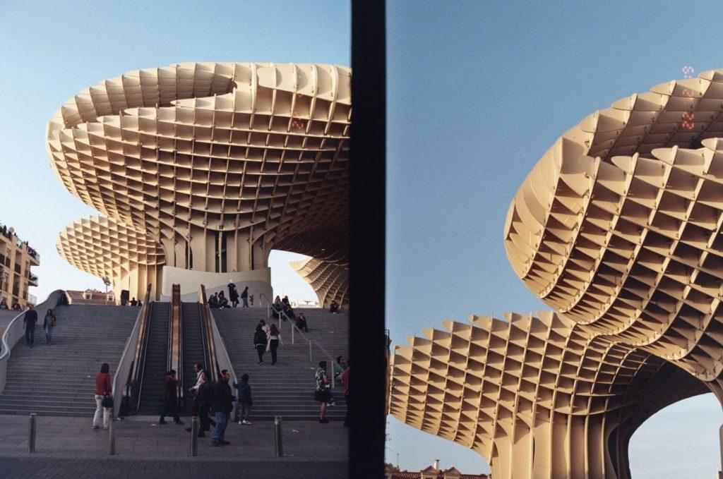 Séville Photography Analog