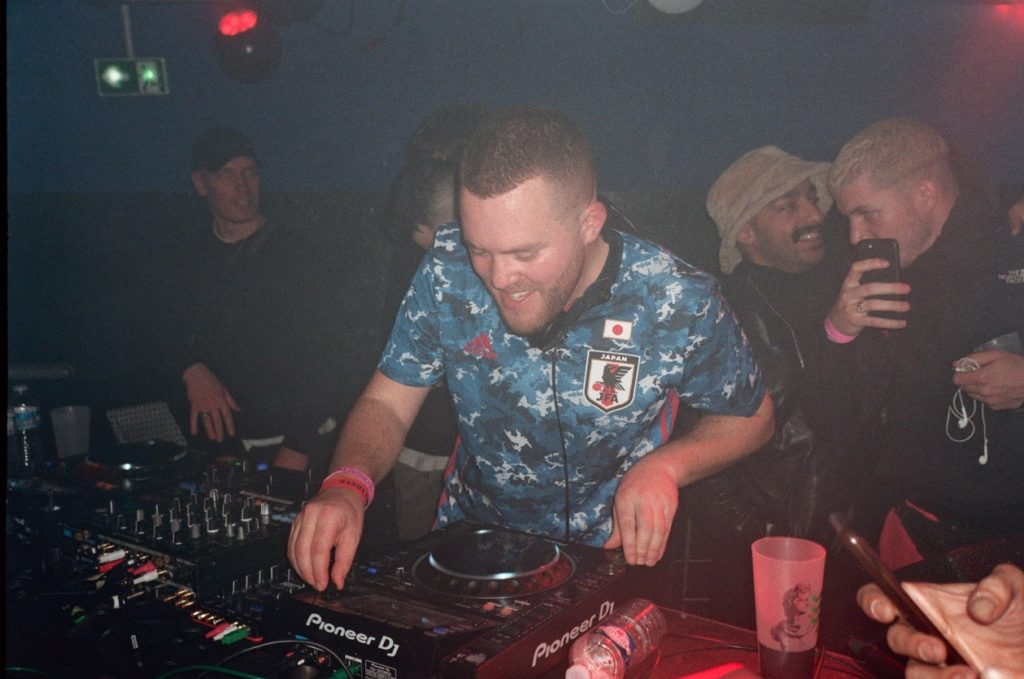 DJ Party Argentique