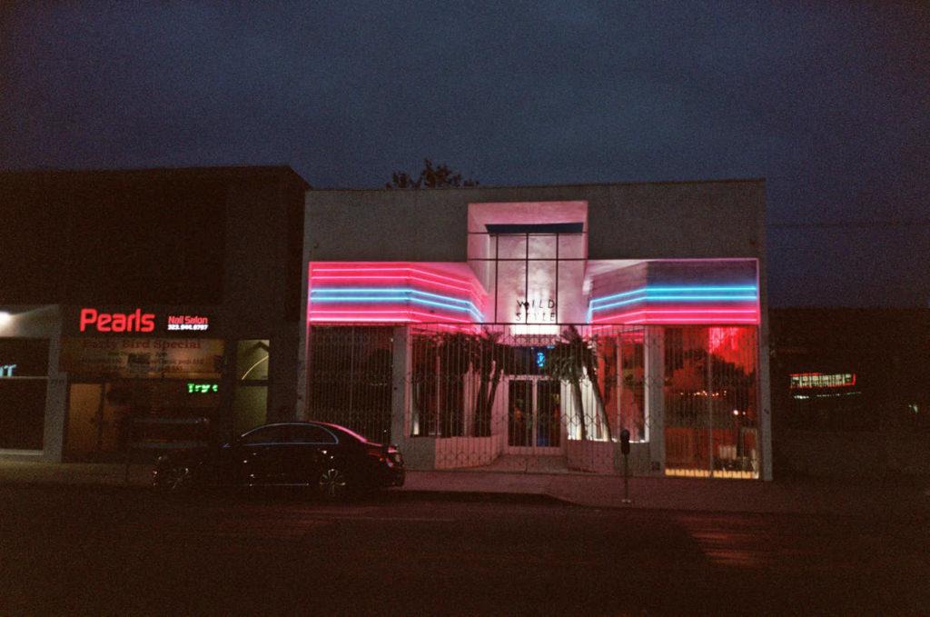 Los Angeles Neon Photography