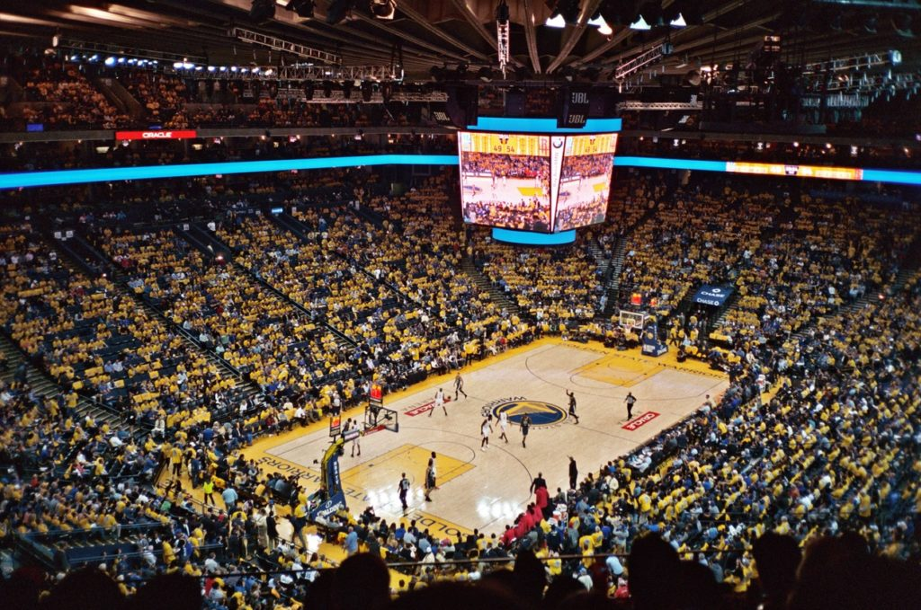 Warriors Arena Basketball