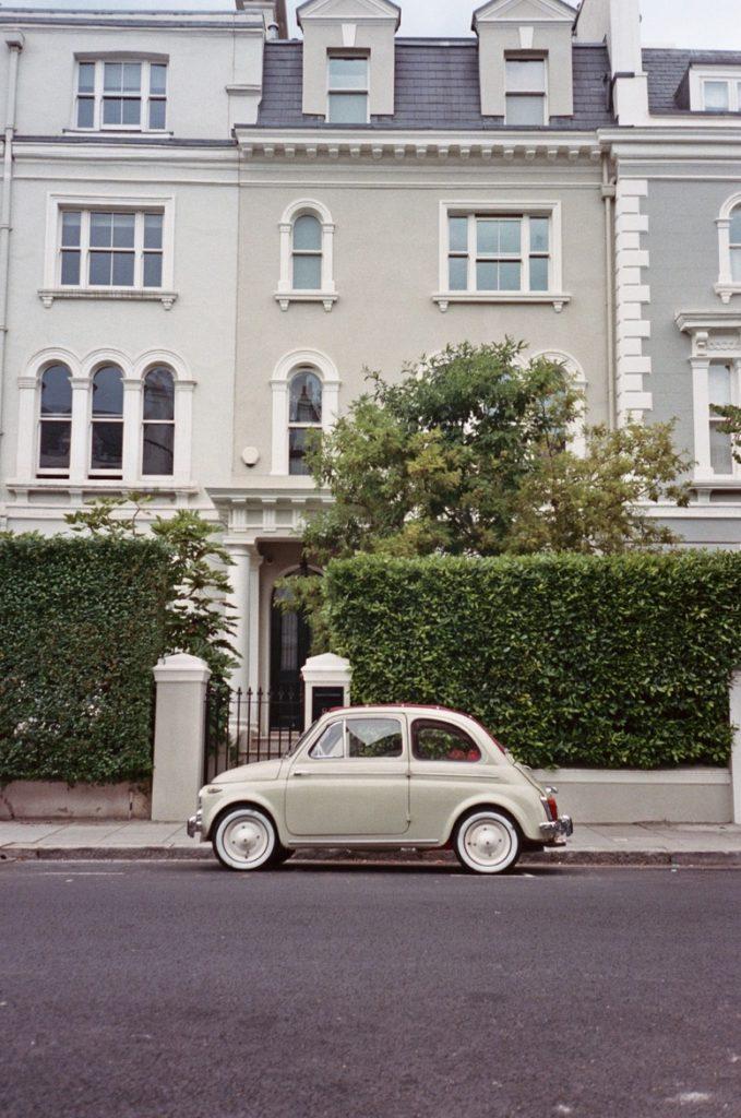 Londres Photography Fiat