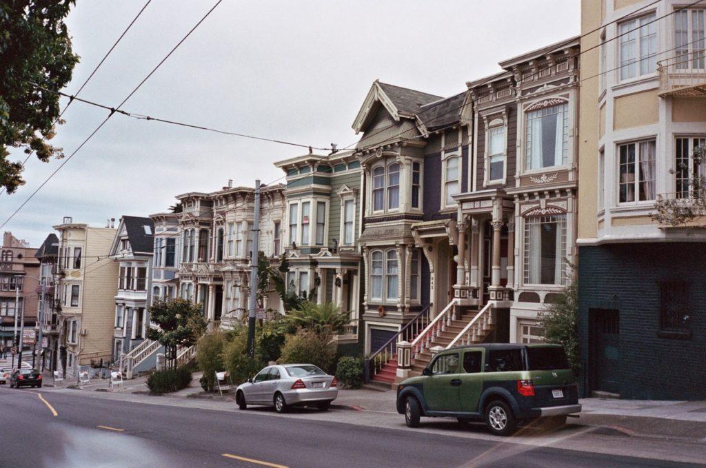 San Francisco USA Street