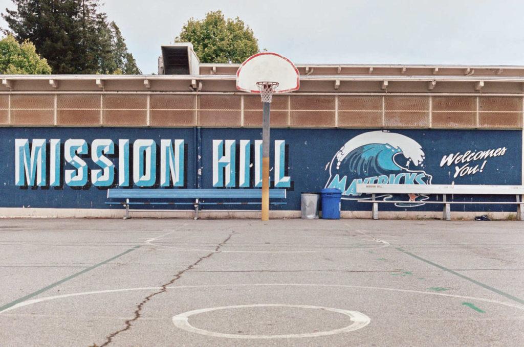 USA Playground Basketball