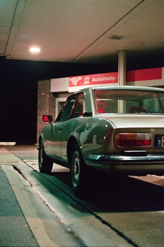 Peugeot Rennes Argentique