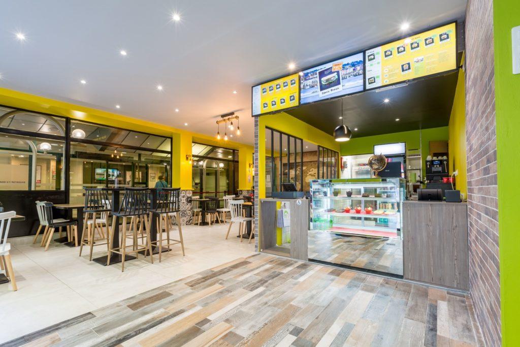 Laval Fast Food