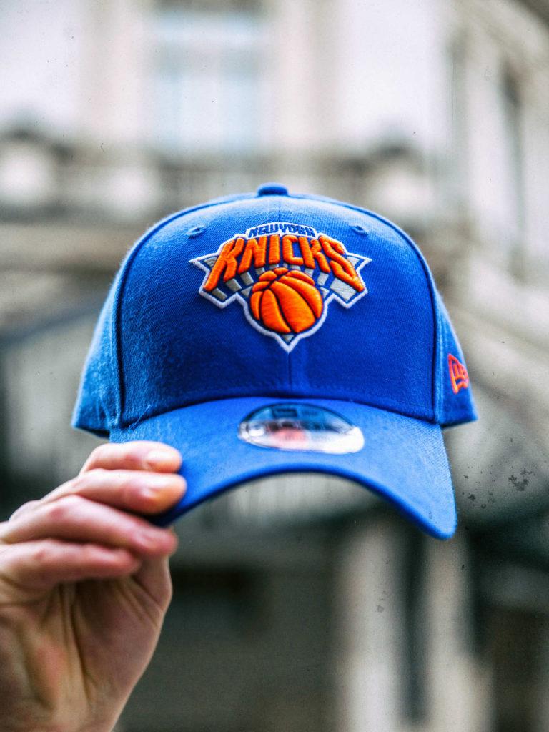 Casquette Knicks