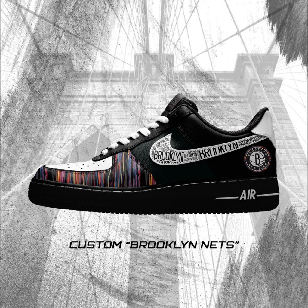 Nike Air Force One Custom