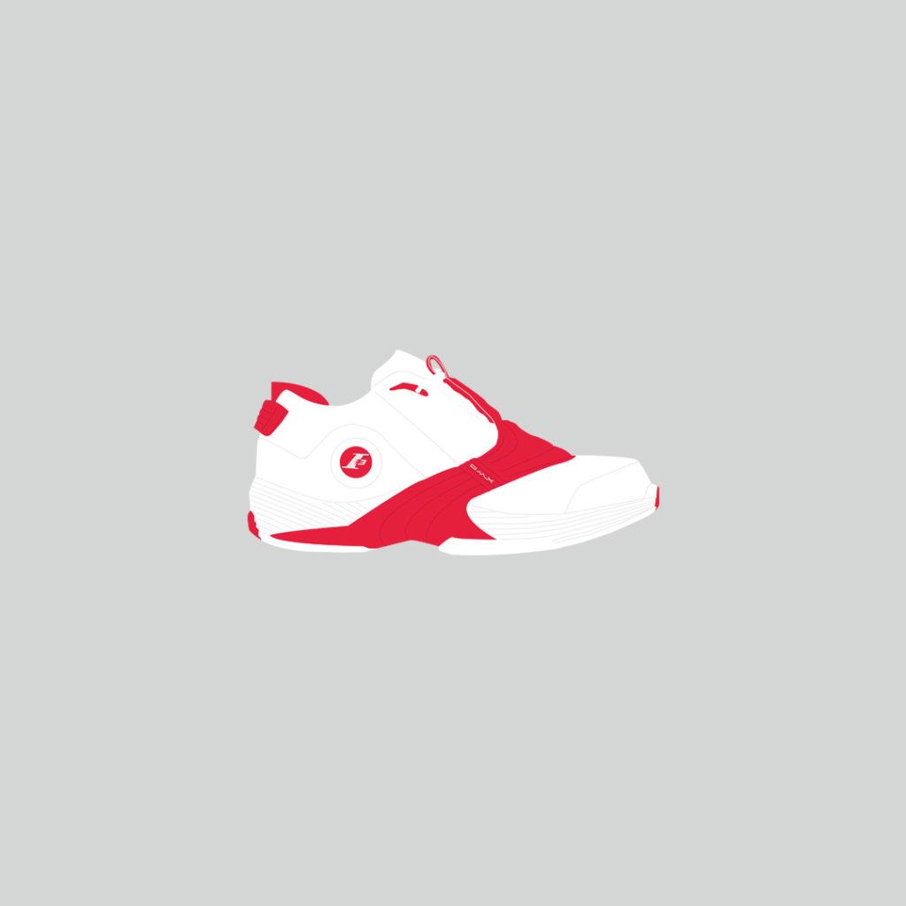 Reebok Sneakers Graphisme