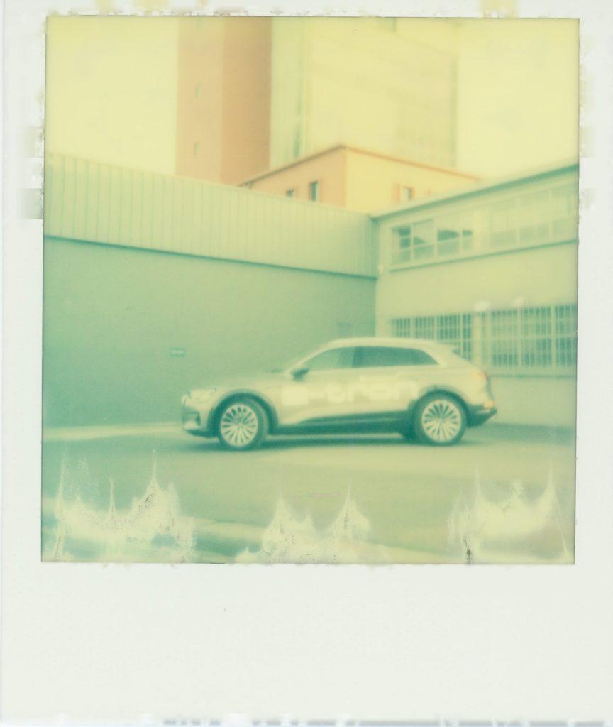 Audi Polaroid