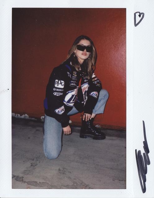Portrait Rennes Polaroid