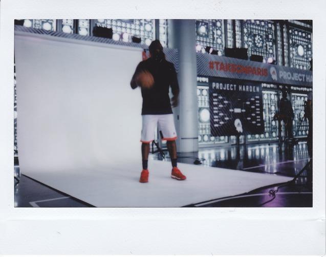 Harden Polaroid