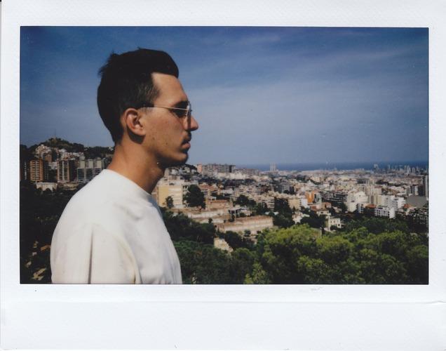 Barcelone Polaroid