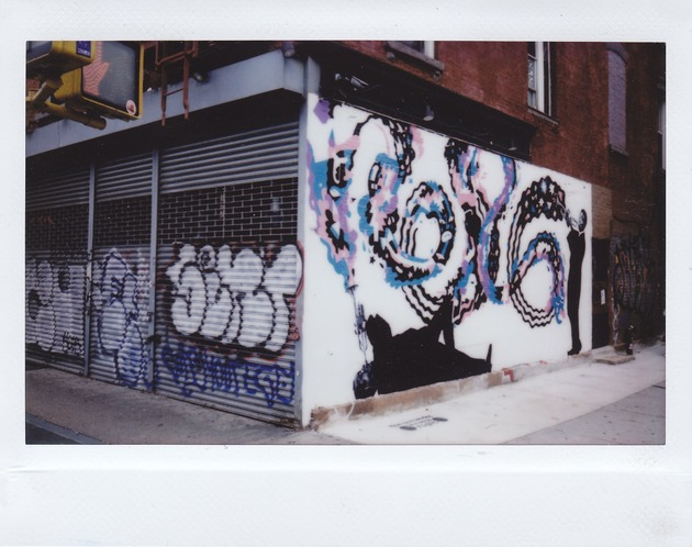 Polaroid New York