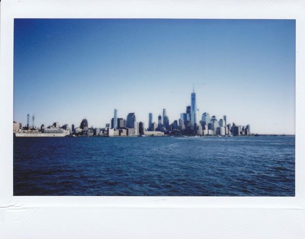 New York Polaroid