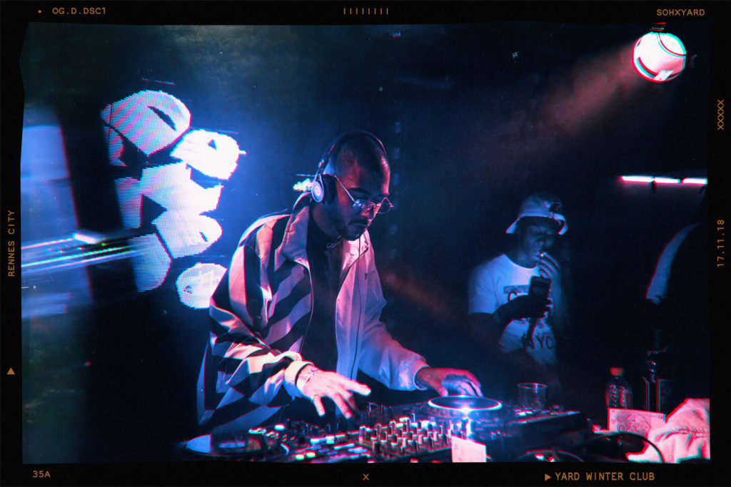 DJ Concert Photography