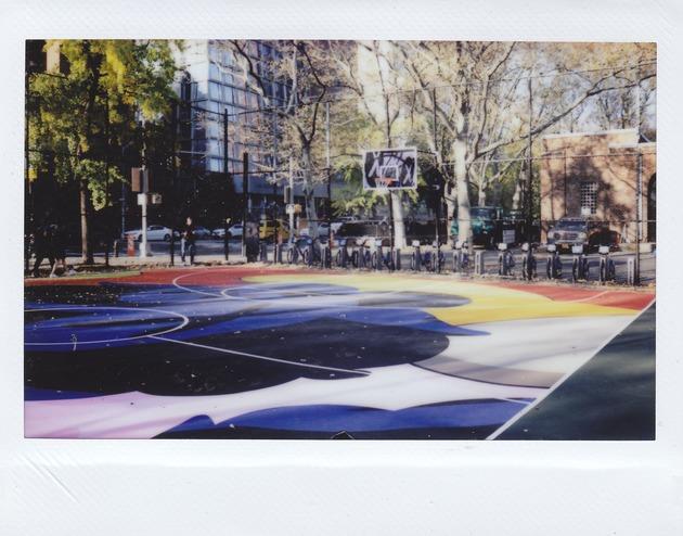 Playground New York Polaroid