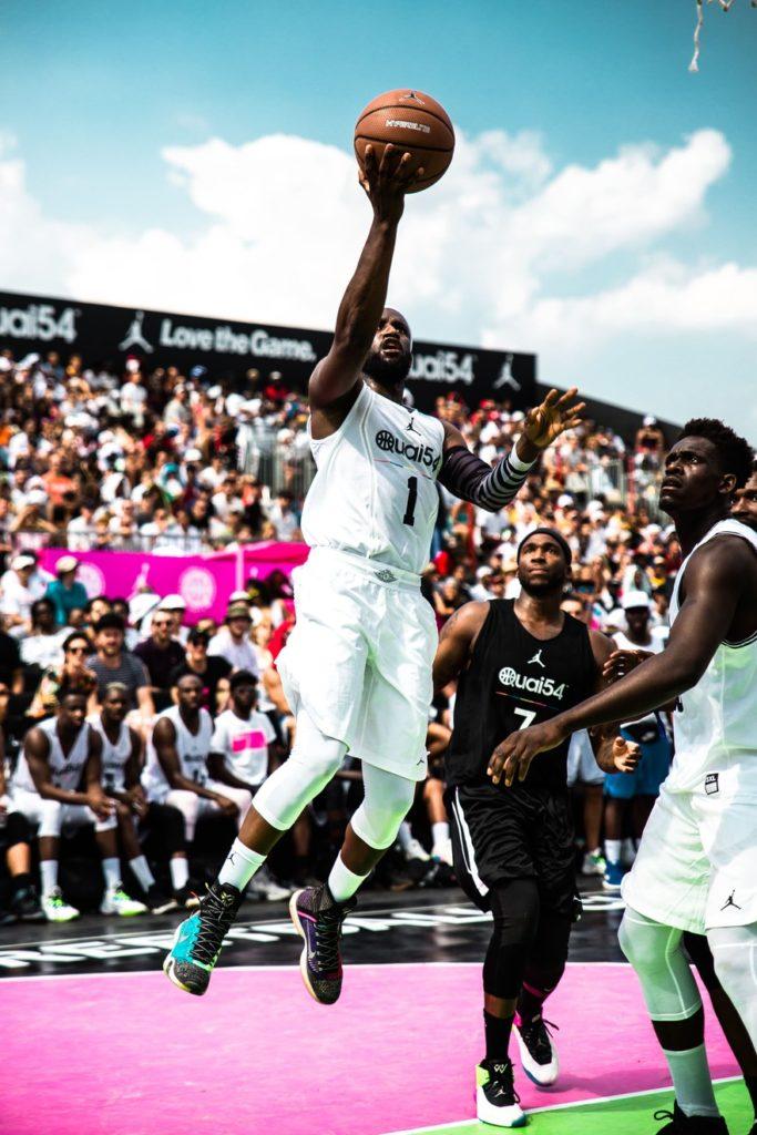 Quai 54 Basketball
