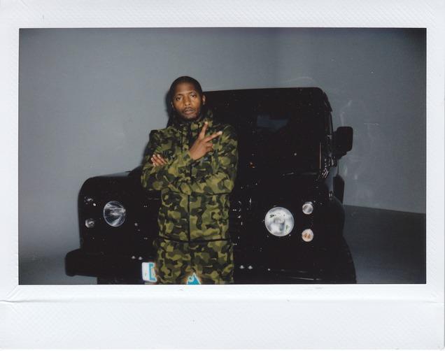 Simba Clip Rap Polaroid