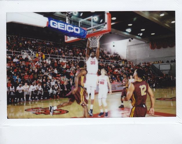 Polaroid Basketball New York
