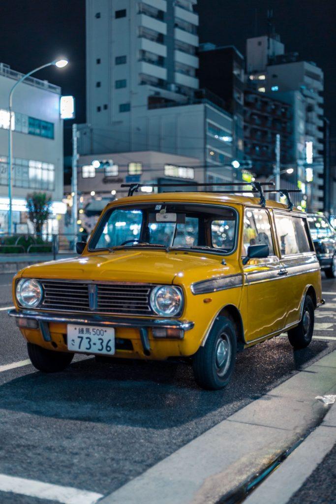 Car Tokyo