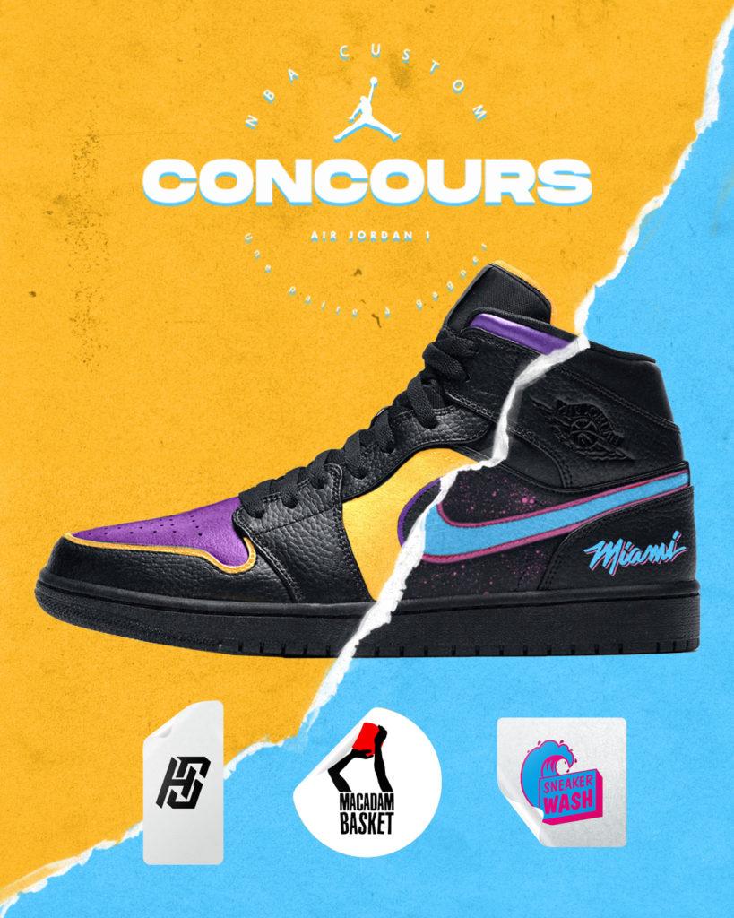 Graphisme Jordan Sneakers
