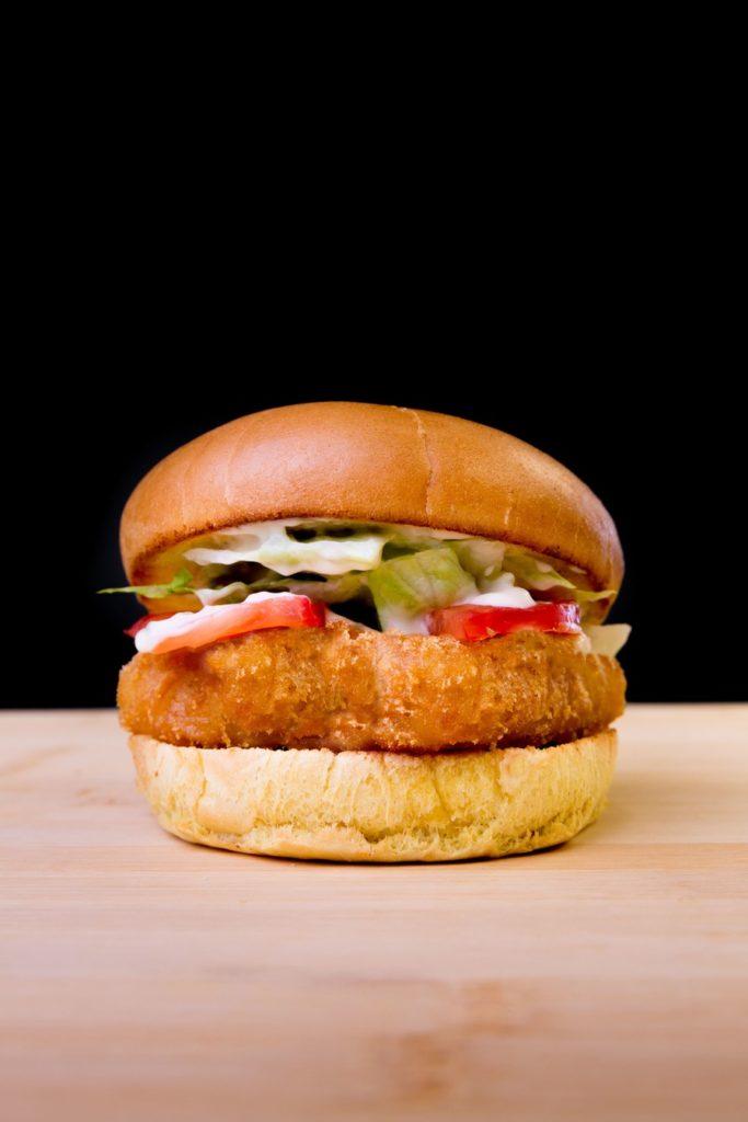 Burger Food Photography